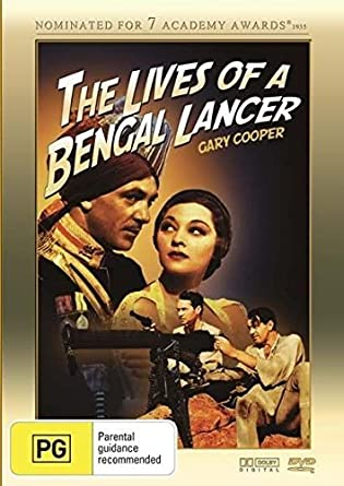 Image result for the lives of a bengal lancer