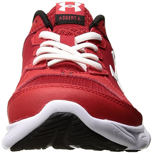 Under Armour Boys Pre School Assert 6 Red/White/White