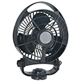 Caframo 748CA-BBX Bora 12V Multi-Purpose 3-Speed Black Marine Ventilation Fan For Sale