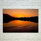Best Laguns - Westlake Art - Sunset Lagun - 16x24 Poster Review