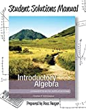 img - for Student Solutions Manual for Introductory Algebra: Concepts with Applications book / textbook / text book