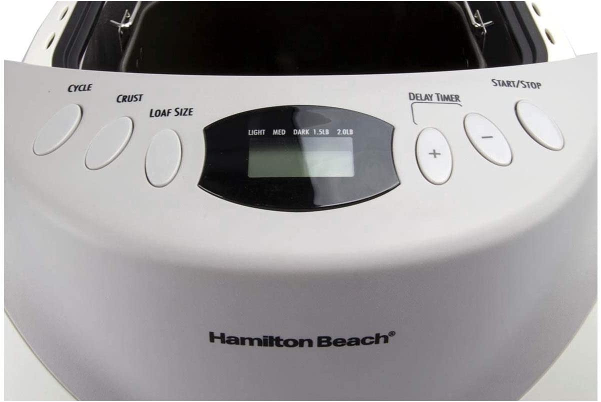 Small Appliances Bread Machines RENEWED Hamilton Beach 29881 ...