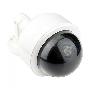 iClever VG-CD30 - Cámara de vigilancia de tipo bala (CCD, indicadores LED