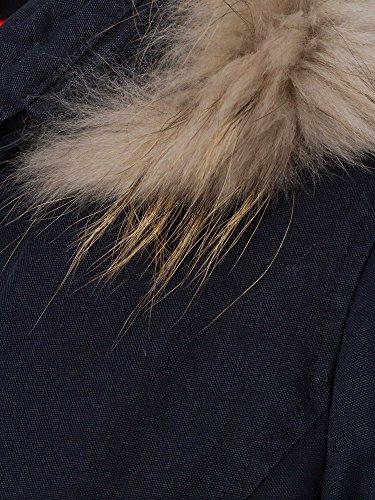 JET SET Abrigo de plumón Clint Fur ropa de esquí Hombre azul claro