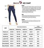 BALEAF Women's Fleece Lined Leggings Winter Yoga