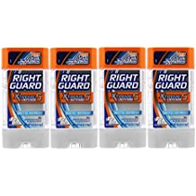 Right Guard Total Defense 5 Power Gel, Antiperspirant and Deodorant, Artic Refresh 4 Ounce 4 PK