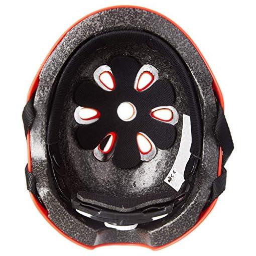 Janod – Bikloon – Casque Vélo et Draisienne Enfant Rouge – Taille S Réglable 47-54 cm – 11 Trous de Ventilation – dès 3 ans, J03270