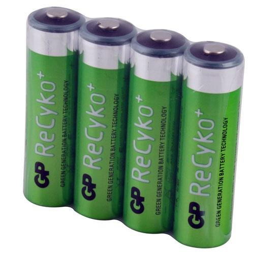 Hi Nimh Battery Power (4 PCS Hi-power 2050mAh 1.2V Ni-MH NIMH Rechargeable AA Battery #1)