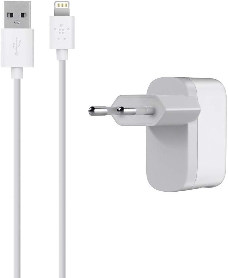 Belkin Mfi Lightning Travel Charger For Apple Iphone Elektronik
