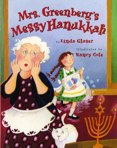 Mrs. Greenberg's Messy Hanukkah