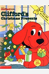 Clifford's Christmas Presents Board book
