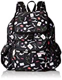 LeSportsac Voyager Backpack, Love Letters, One Size