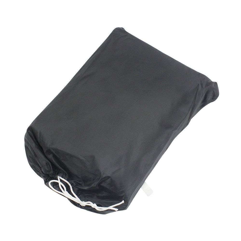 Indeedbuy Waterproof ATV Cover,Large Heavy Duty Black Protects 4 Wheeler From Snow Rain or Sun,102 x44 x 48