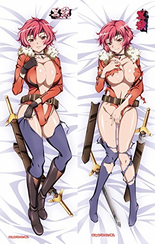 GK Market [a1c]『Kuroinu』Woman Soldier Maia Japanese anime Hugs Body Pillowcase 【separate specification】