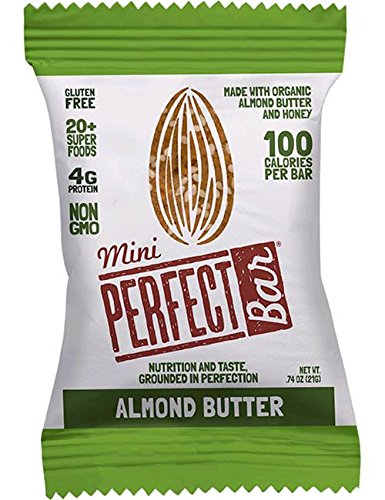 Perfect Almond Butter Minis 0.74 Ounces (Box of 20)
