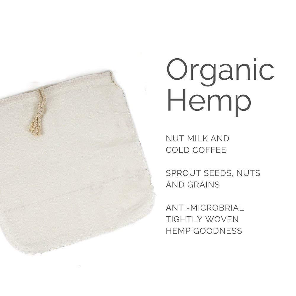 bolsa de malla fina para alimentos OldPAPA bolsa de nailon para queso bolsa de almendra Bolsa de leche para frutos secos colador de alimentos de 30,5 x 30,5 cm 1pc filtro de caf/é fr/ío