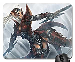 Dragon Warrior Mouse Pad, Mousepad (10.2 x 8.3 x 0.12 inches)