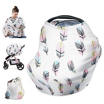 Amazon.com: idefair (TM) Cubierta de enfermería, bebé ...