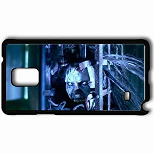 Personalized Samsung Note 4 Cell phone Case/Cover Skin 13 Ghosts Black