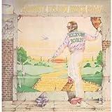 Goodbye Yellow Brick Road LP (Vinyl Album) UK Djm 1973