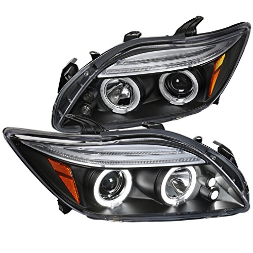 halo headlights 08 scion tc - 2