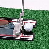 Yeefant Pro Golf Putting Mirror Entrenamiento Eyeline Alignment Swing Practice Trainer Aid