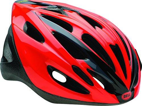 Bell Solar Bike Helmet - Infrared/Titanium Guilt Trip