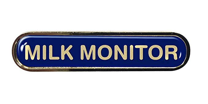 Capricornone Teachers Pet Comedy Gel Domed School Bar Badge