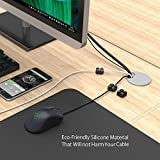 Cord Organizer Desktop Cord Holder Cord