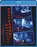 Paranormal Activity 1 - 3 (Paranormal Activity Three-Movie Collection)