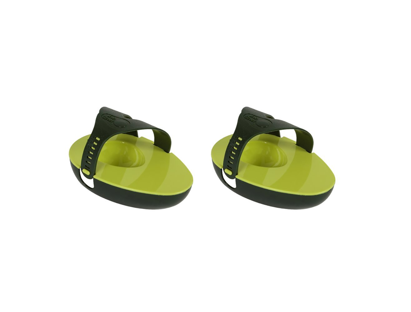 Evriholder Avo Saver Avocado Holder - Prevent your Avocados From Going Bad, Built-in Rubber Strap To Secure Your Food, Set of 2