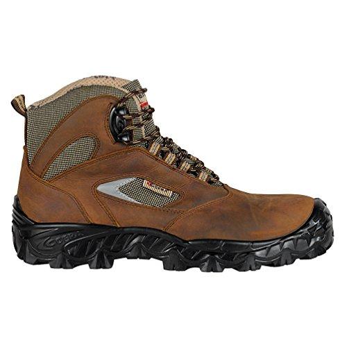 """Cofra fw490–000.w43Talla 43S3SRC–Zapatillas de seguridad """"Kavir, color marrón"""