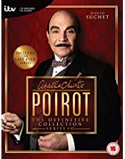 Agatha Christie's Poirot: The Definitive Collection - Series 1-13 [Edizione: Regno Unito]
