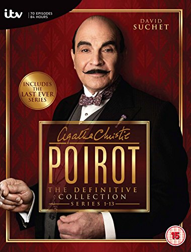 Agatha Christie's Poirot: The Definitive Collection (Series 1-13) by Carlton