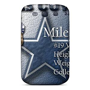 New Arrival Dallas Cowboys For Galaxy S3 Case Cover