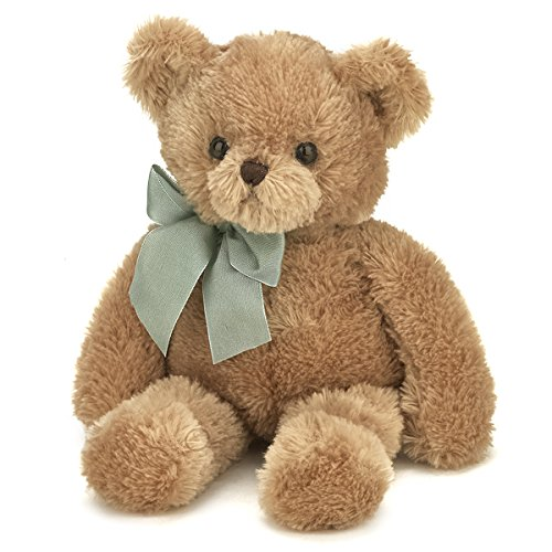 Brown Plush Bear (Bearington Baby Gus Plush Stuffed Animal Teddy Bear, Brown 14