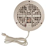 Suncourt TW108 ThruWall Transfer Fan, 7-5/8-Inch
