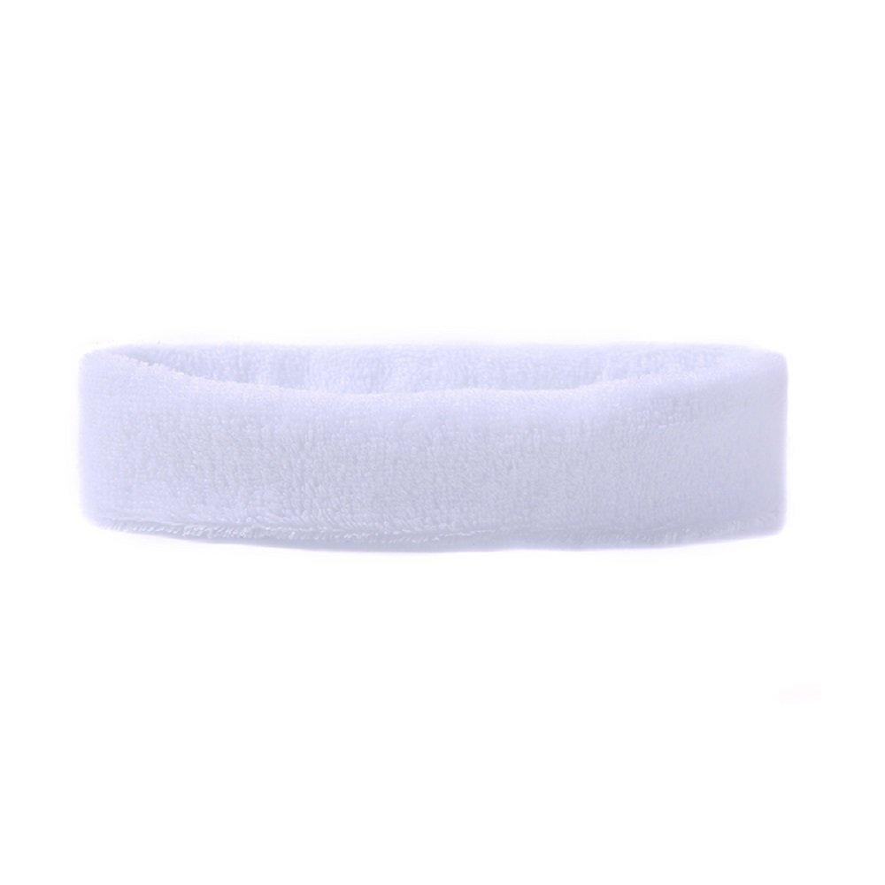 ILOVEDIY Tennis Bandeau Anti Transpiration Headband Bandeaux Cheveux de Sport Course Yoga pour Femme Homme