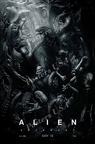 Posters USA - Alien Covenant Movie Poster GLOSSY FINISH - FI