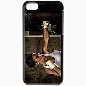 Personalized iPhone 5C Cell phone Case/Cover Skin 39287 Black
