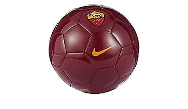 Nike Skills As Roma Balón, Unisex Adulto, Rojo (Team Red/Maroon ...