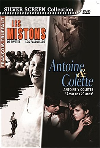 The Kids, the Mischief Makers, Les Mistons, Los Mocosos, the Brats, Akogare, Antoine and Colette, Antoine & Colette, Antoine Y Colette, Antoine Et Colette, Amor Aos 20 Anos / Region Free / Worldide Special Edition