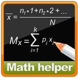 Math Helper: Algebra & Kalkül
