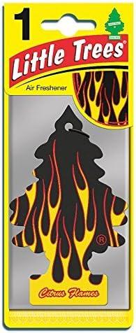 Magic Tree BÄumchen Zitrus Flammen Auto Lufterfrischer Duft Auto