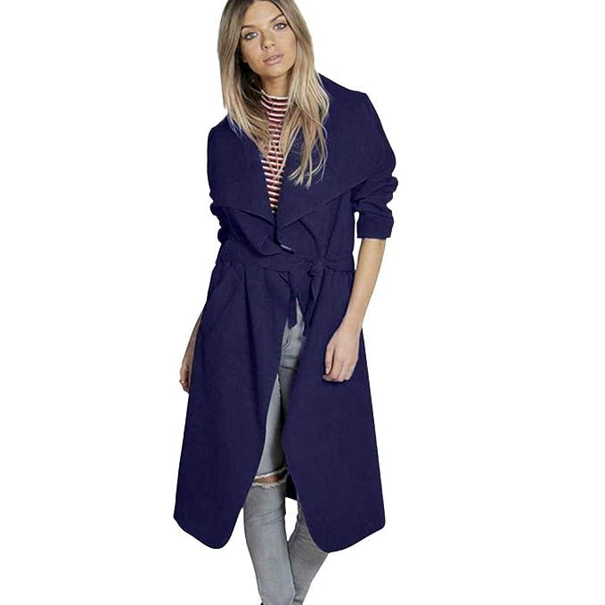 Geili Elegante Wollmantel Damen Wintermantel Qualität Gute jVqGSzMLUp