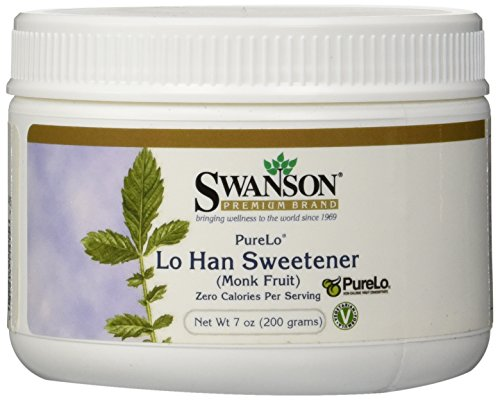 Swanson Purelo Sweetener Fruit Ounce