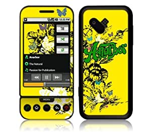 Zing Revolution MS-ANAR10009 HTC T-Mobile G1- Anarbor- Butterfly Skin