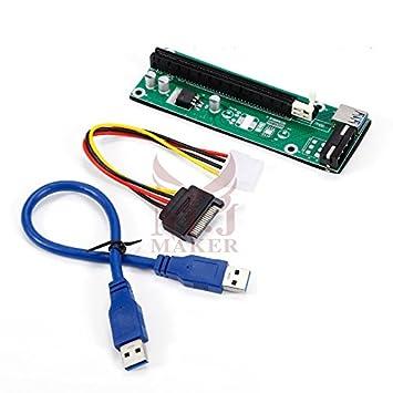 Amazon.com: Huaban pce164p-no3 ver003 PCI-E 1 X a 16 X ...