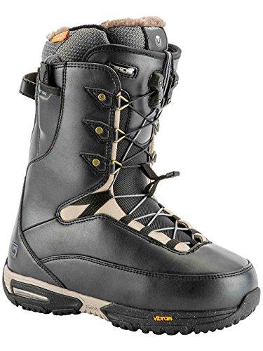 Nitro Faint TLS Snowboard Boot - Women's Black, 9.0 - Nitro Snow Boots
