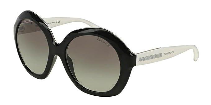 Tiffany 0TY4116 80013C 56, Gafas de sol para Mujer, Negro ...